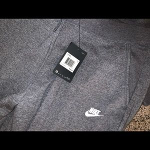 Grey Nike Sweatsuit